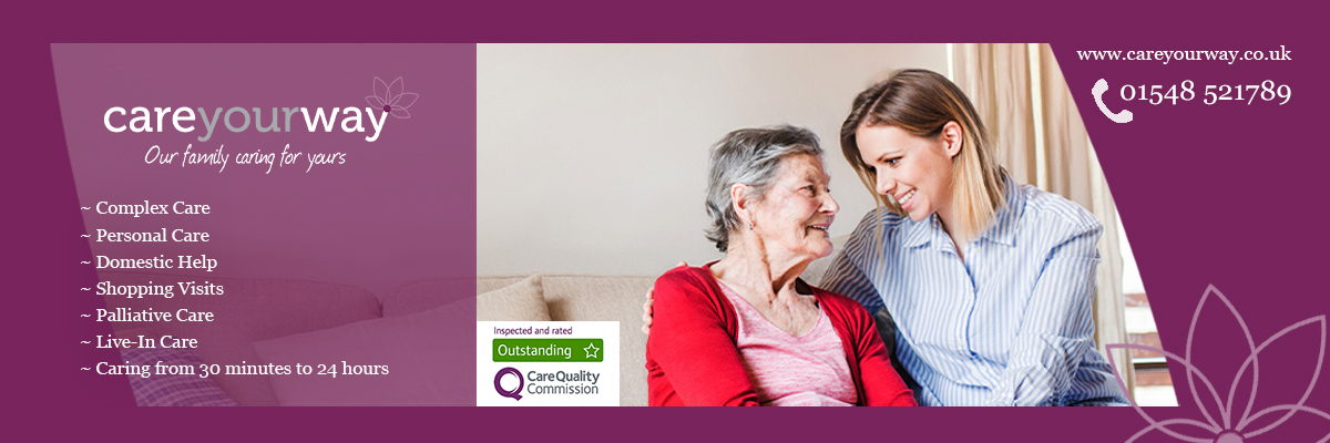 CareYourWay - Care & Community Services in East Allington Totnes - South Hams - Devon | SouthHams.com