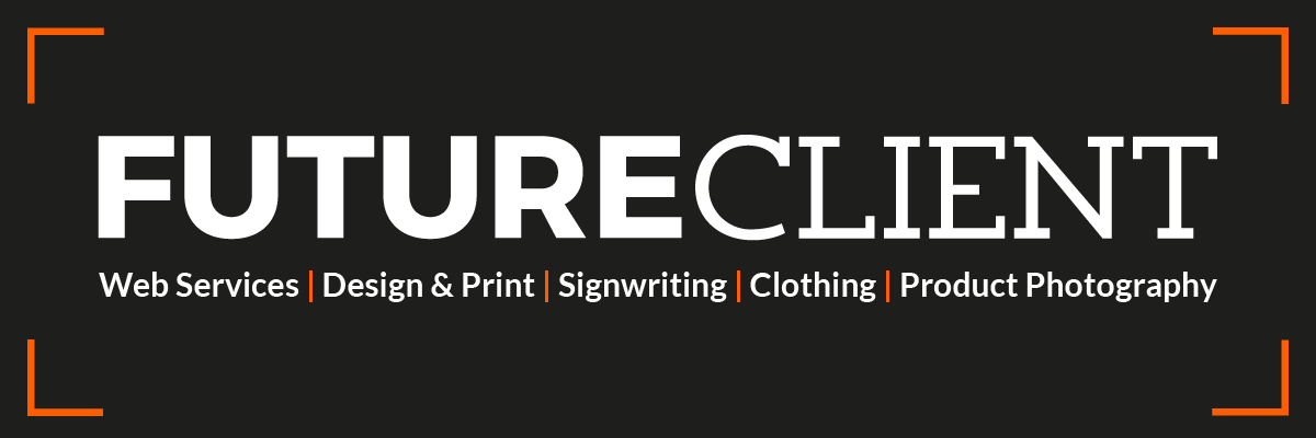 Future Client Website and Graphic Design Agency