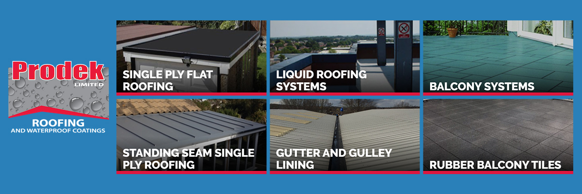 Prodek Roofing - Flat Roofing Specialists