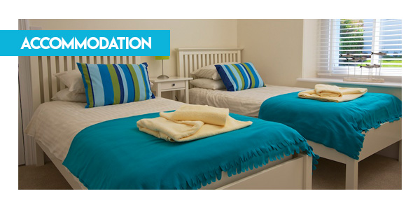 Accommodation & Places to Stay