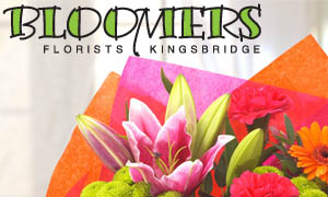 bloomers florists in kingsbridge south hams flower shop
