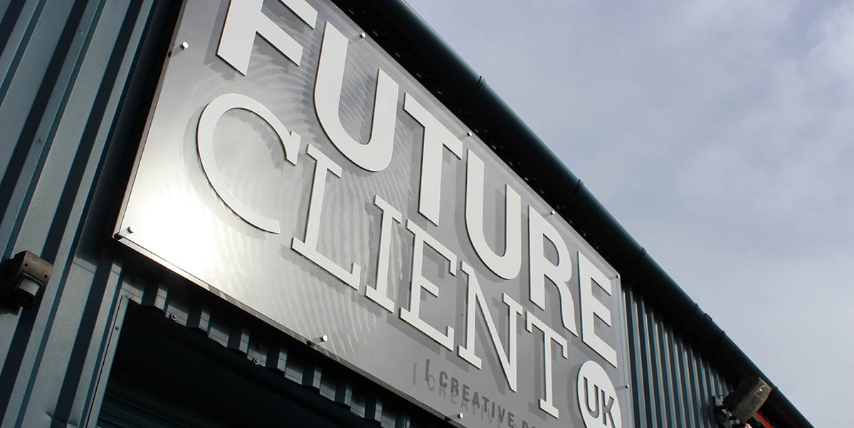 FutureClient Signwriters in Kingsbridge