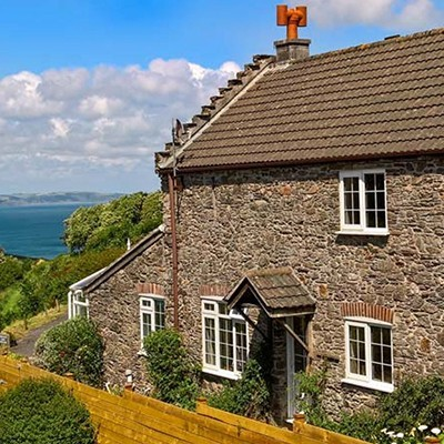 Wisteria Cottage - Holiday Property in Hallsands