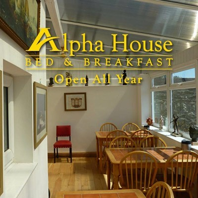 Alpha House Bed and Breakfast - Malborough