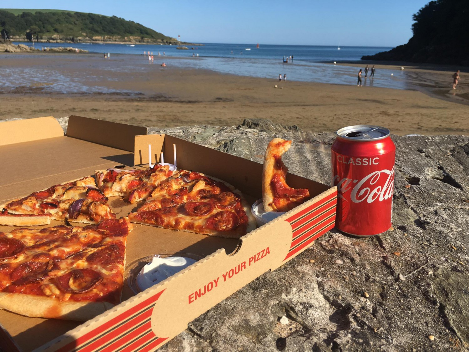 Pizza Planet Takeaway Delivery Kingsbridge Takeaways