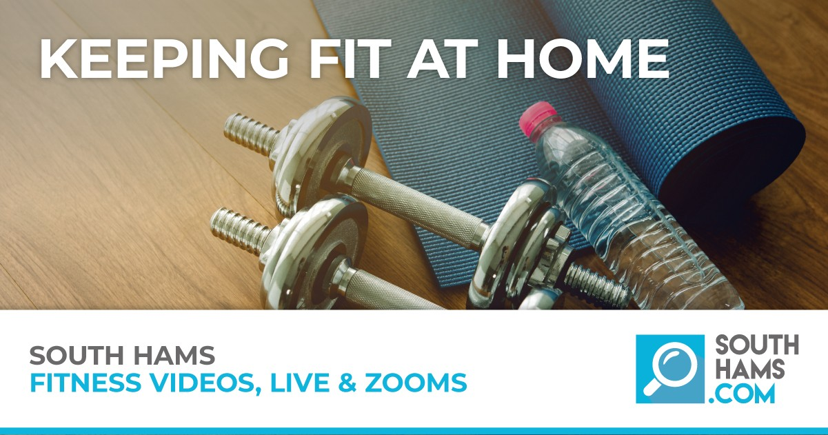 Local South Hams - Keeping Fit at Home