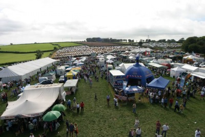 Kingsbridge Show September In South Hams Devon
