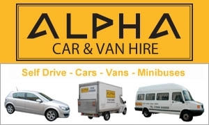 Alpha Car And Van Hire Kingsbridge Car Van Amp Minibus