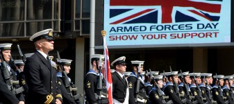 Plymouth Armed Forces Day June In South Hams Devon