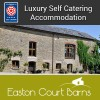 Easton Court Barns - Luxury Self Catering Holiday Accommodation