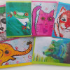 Romy raises £400 for Children In Need with her original artwork