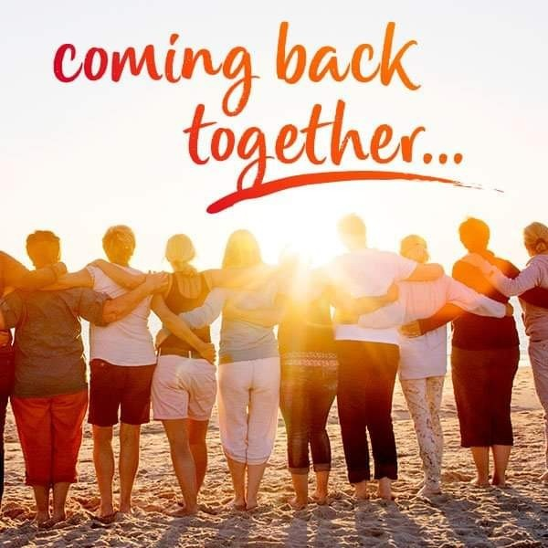 SOUTH HAMS SLIMMERS ARE BACK TOGETHER AGAIN!