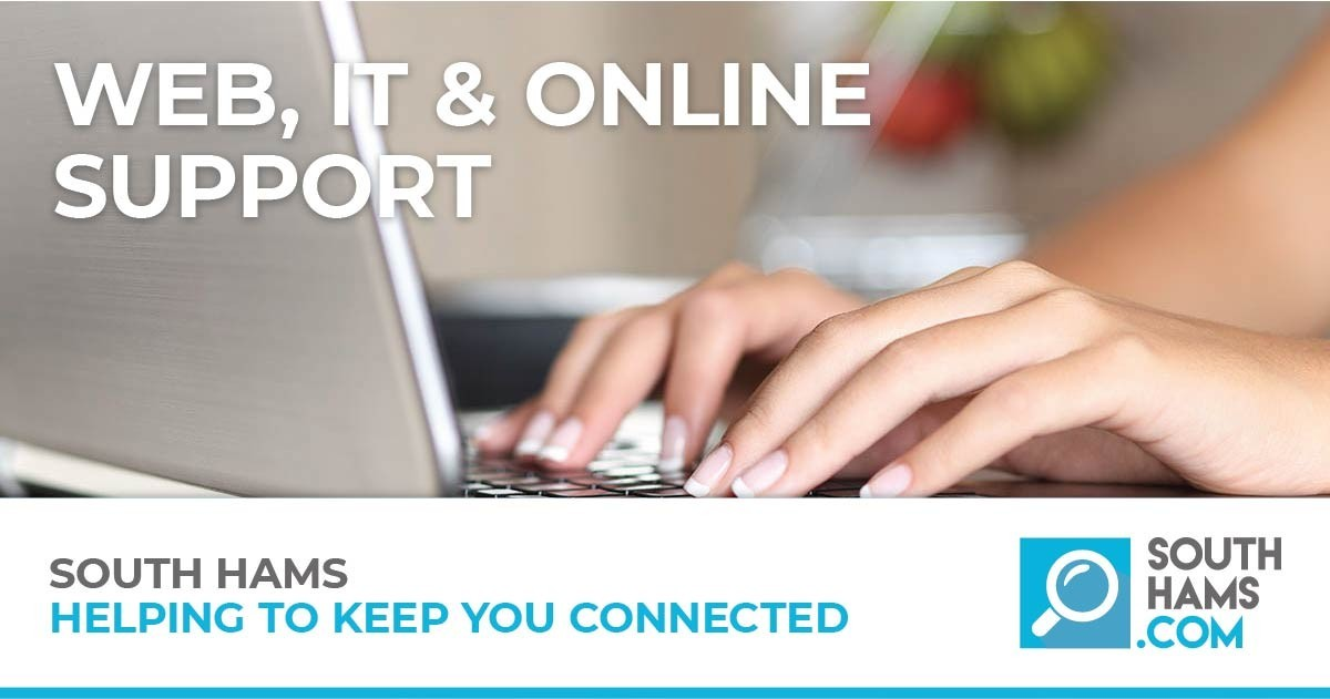 Local South Hams - Web, IT and Online Support