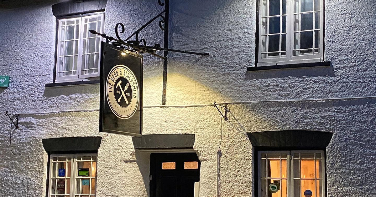 REVIEW: The Bear and Blacksmith is excellent local food, but make sure you go there hungry!