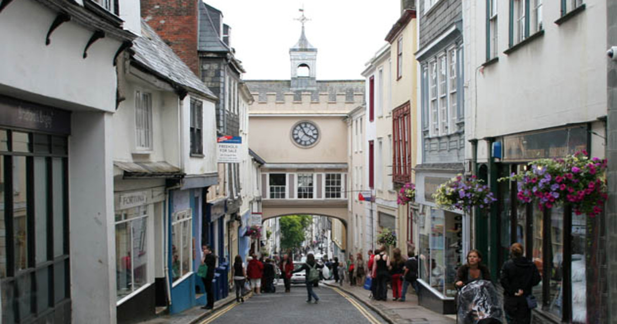 SHDC is asking people to 'RESPECT', 'PROTECT' and 'SHOP' when the high street reopens