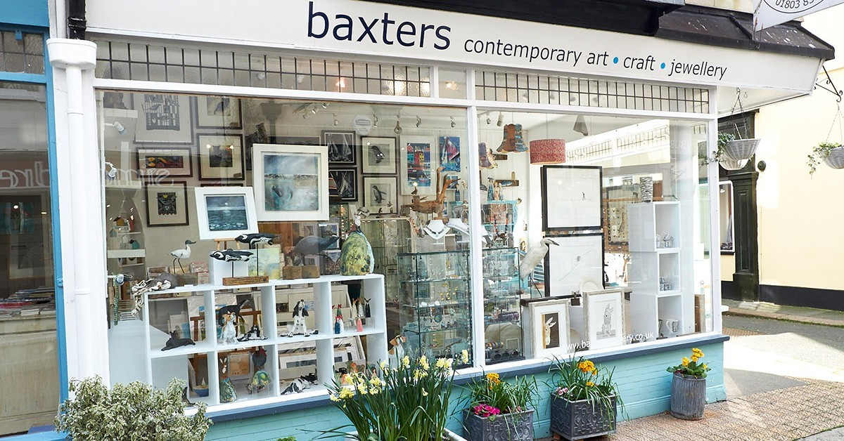 Baxters Gallery Dartmouth