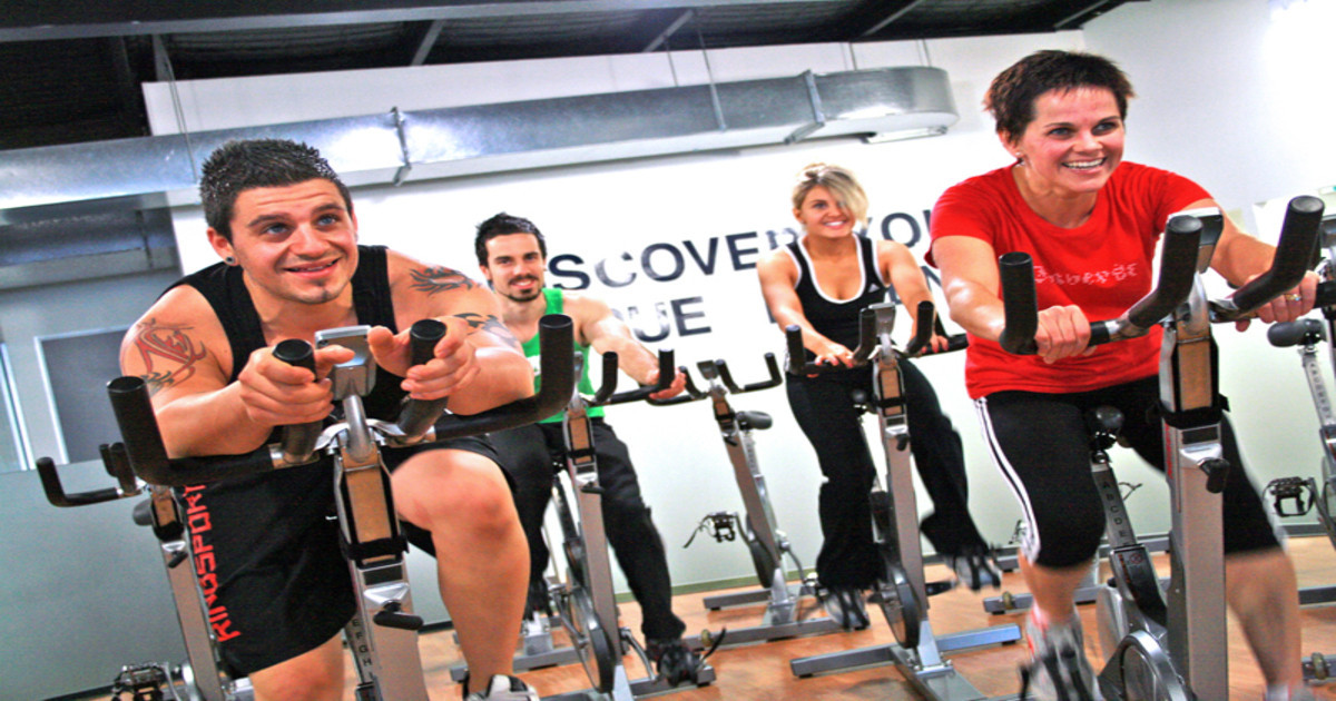 To celebrate the return of indoor exercise classes, Fusion are holding one at 5.45am