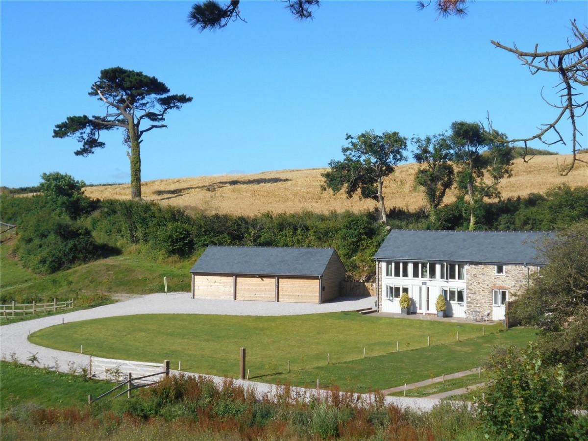 7 Coombe Barns - Slapton