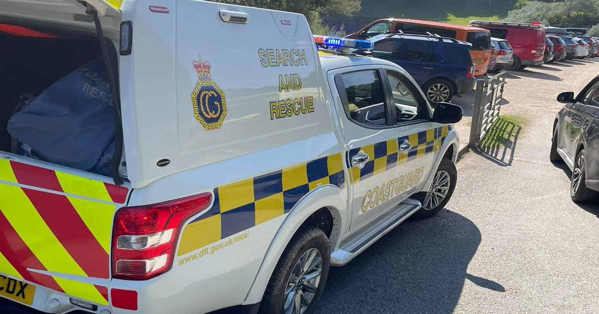 Dartmouth Coastguard called out for allergic reaction to jellyfish sting