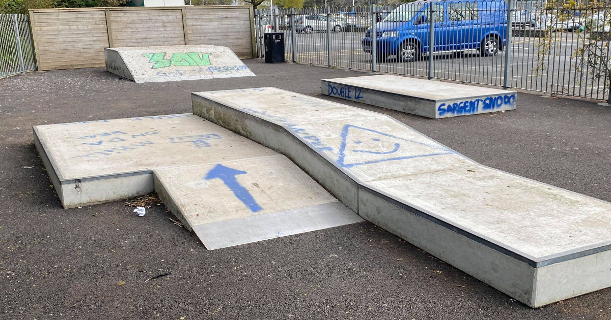 Group launched to build new skatepark in Kingsbridge and heal old wounds