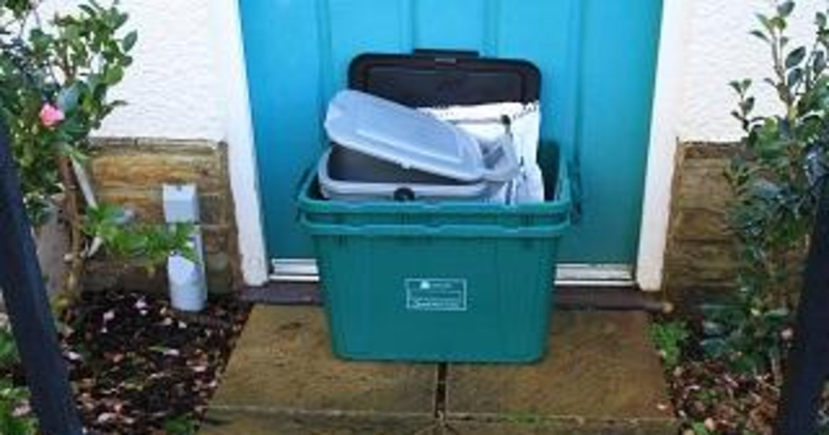 Super Recycling System is still failing 1,000 households a day