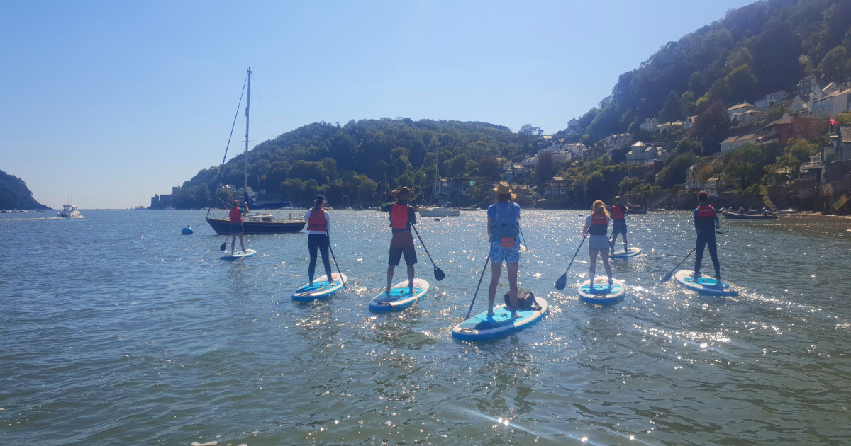 The best way to see the River Dart and now your dog can come too!
