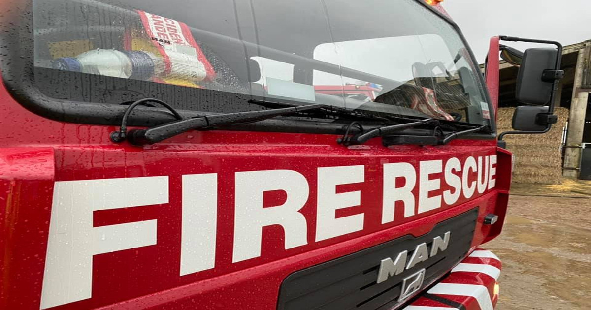 Kingsbridge Fire Station crew is called to flooding