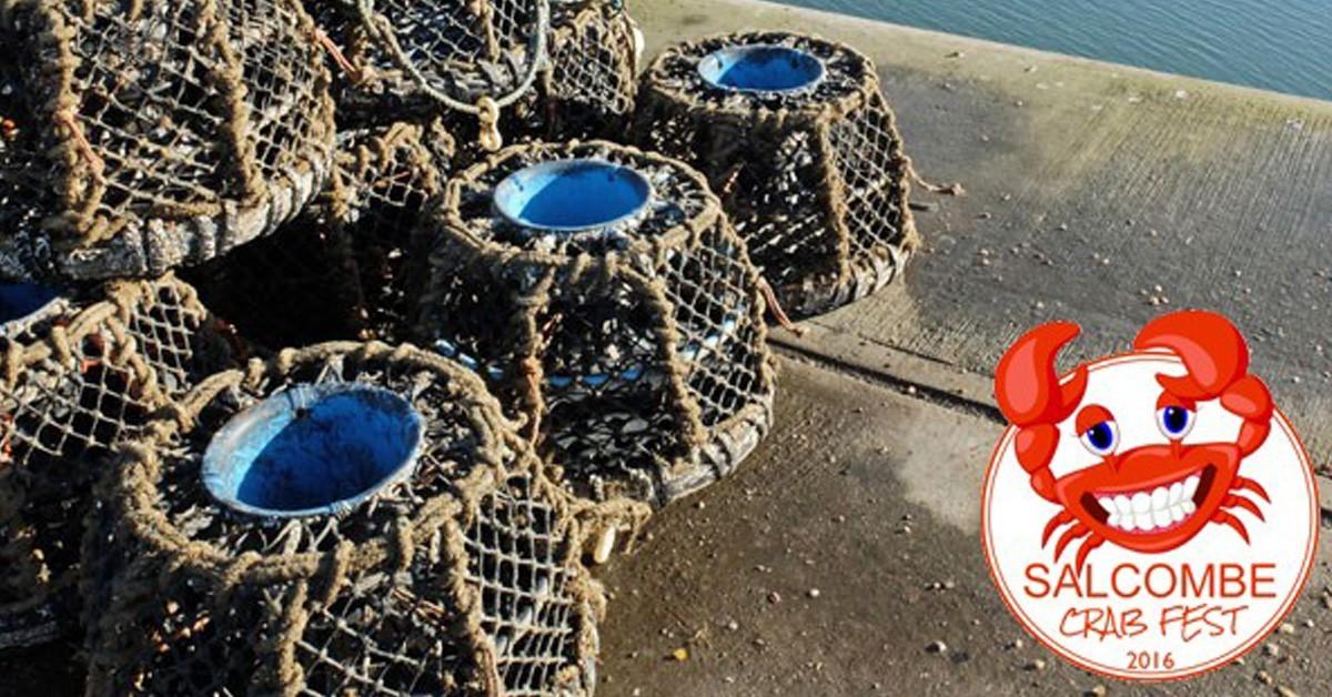 Salcombe Crab Festival 2016