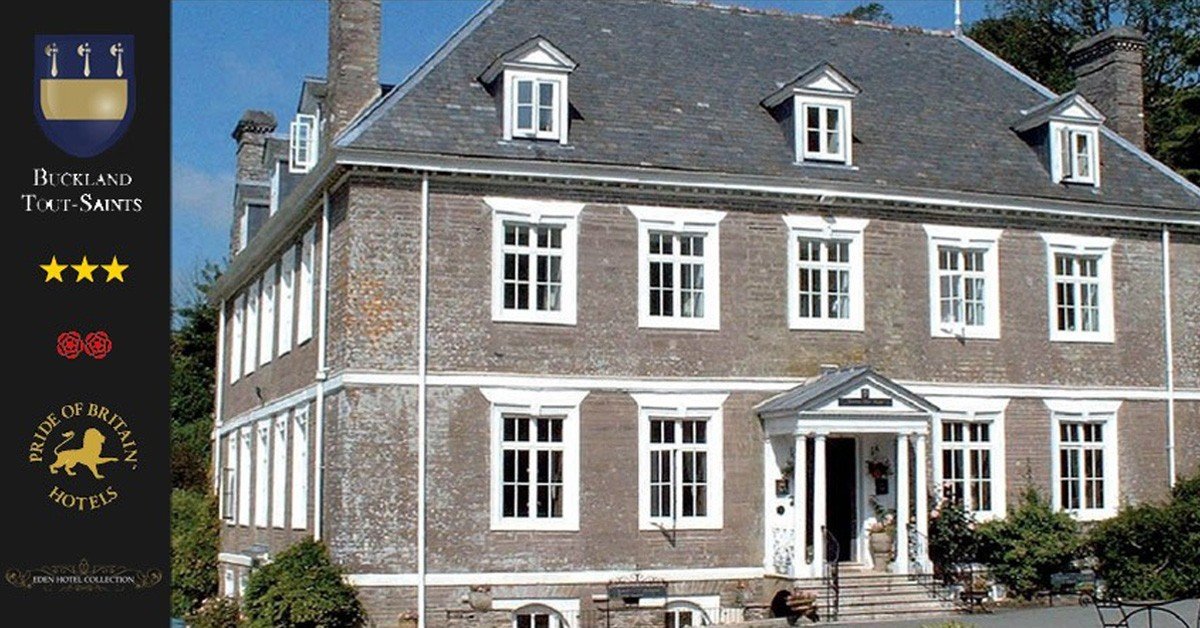 Buckland Tout Saints Hotel Devon - Wedding Venue South Hams