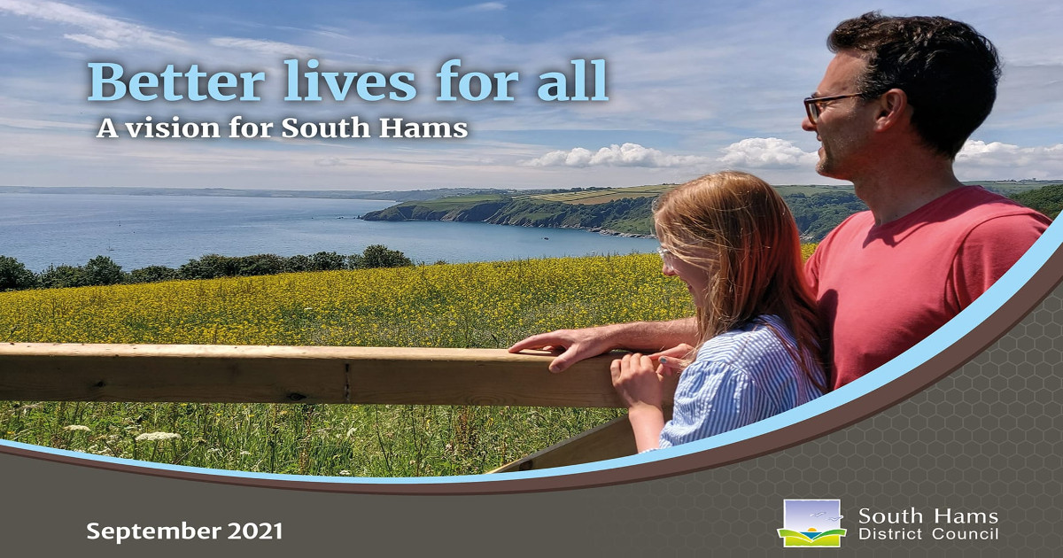 SHDC is asking for your input on their 20 year plan for the South Hams