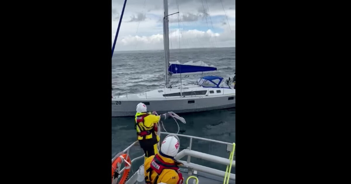 Second rescue in a week for Salcombe RNLI