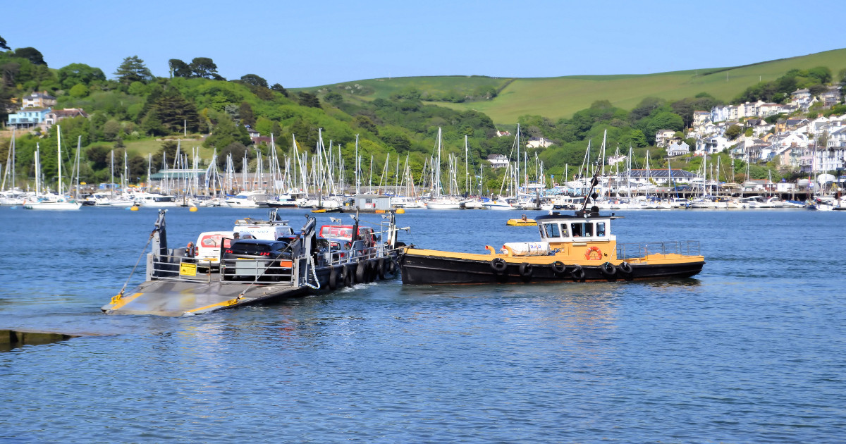 Dartmouth tug boat, Hauley VI, returns after full renovation