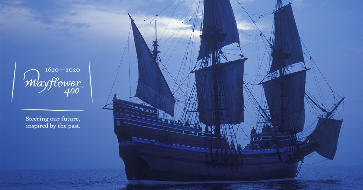 Mayflower Celebrations in Dartmouth Start Saturday!