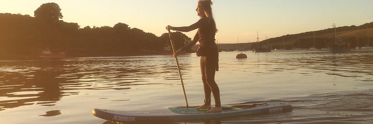 Batson Creek Paddleboarding