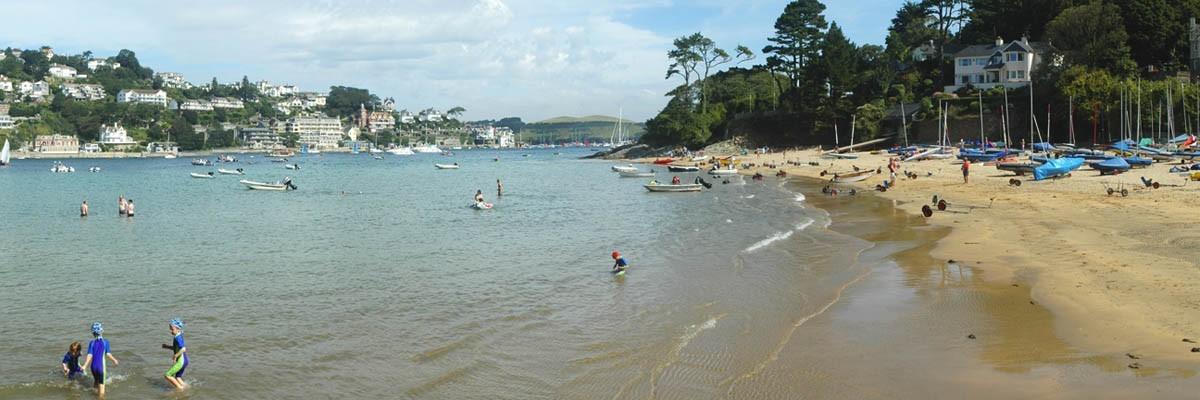 Mill Bay Beach Salcombe South Devon