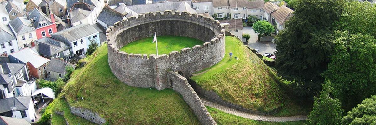 Totnes Castle - Totnes South Devon