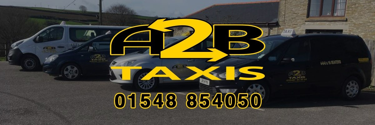 A2B Taxis - Taxi and Minibus Hire - Kingsbridge