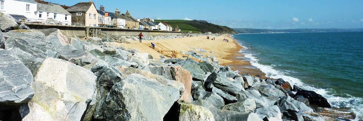 Beesands Beach South Devon