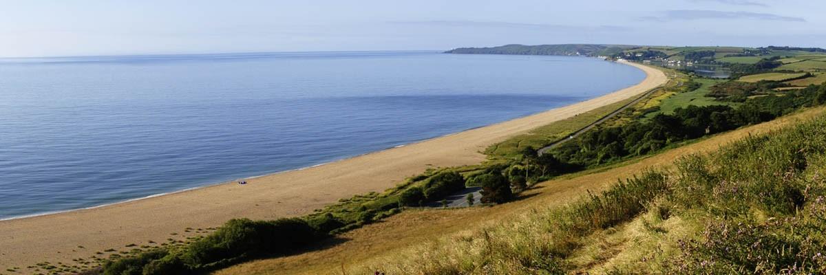 Slapton Sands Beach South Devon