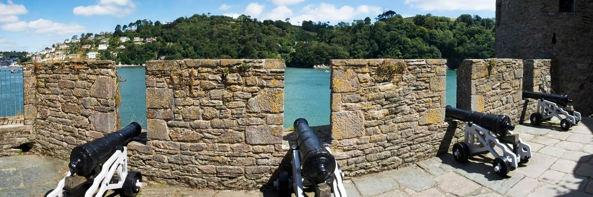 Dartmouth Castle - Dartmouth South Devon