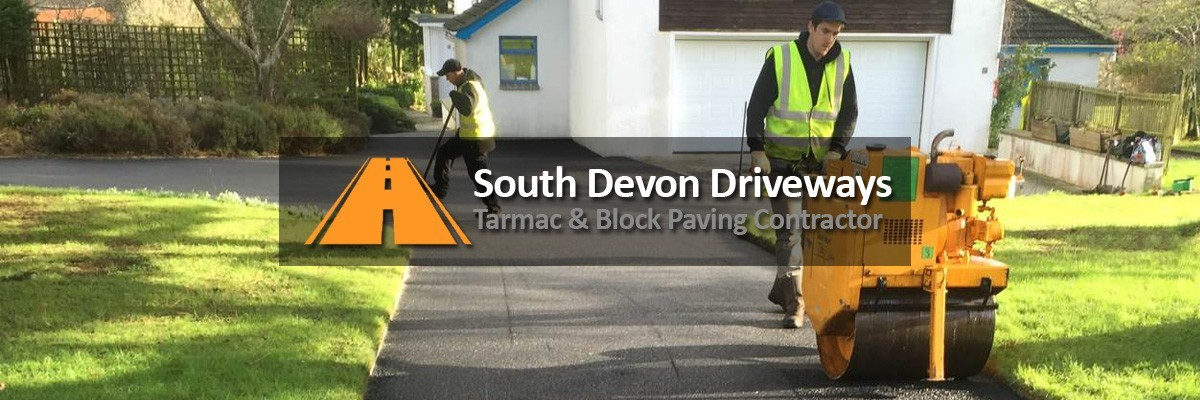 South Devon Driveways Banner