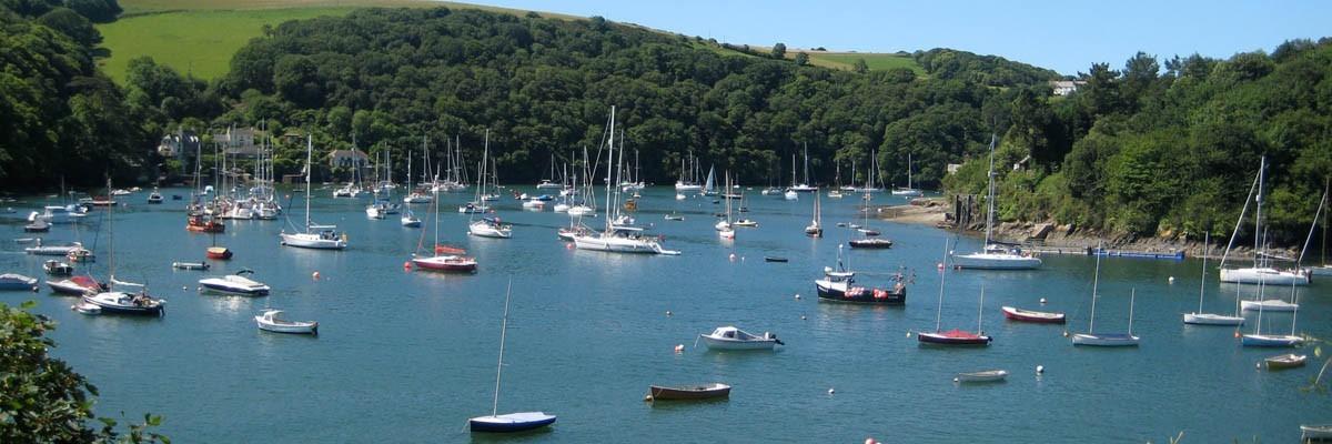 River Yealm South Devon