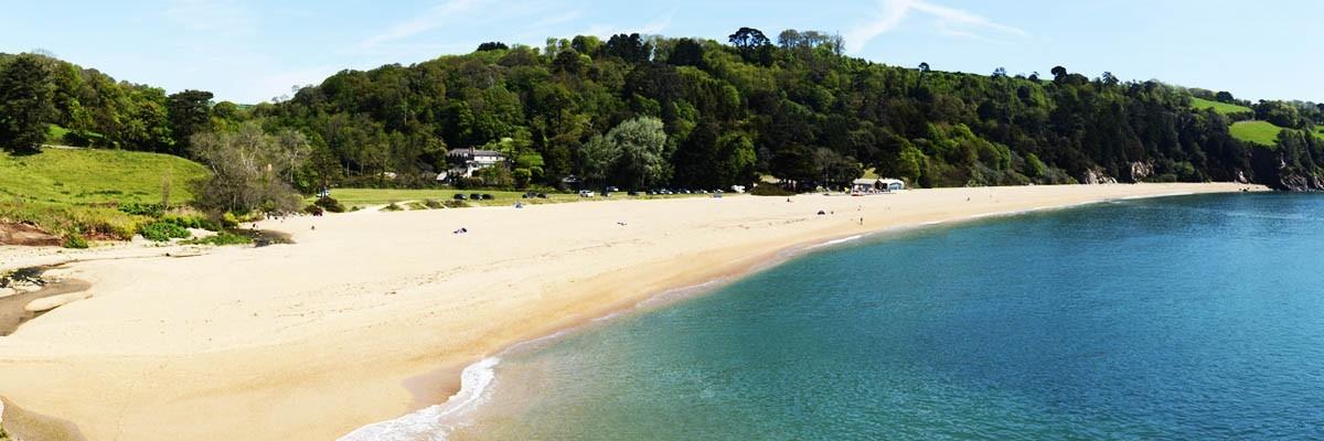 Blackpool Sands Beach South Devon
