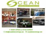 Ocean Leisure Storage Indoor Storage for Caravans, Motorhomes, Boats and Cars