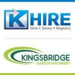 Kingsbridge Hire and Kingsbridge Garden Machinery Logo