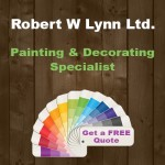 Robert W Lynn Ltd - Painting and Decorating Specialist - Kingsbridge