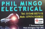 Phil Mingo Electrical - Electrician - Kingsbridge