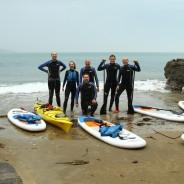 Team Building Paddle Board Tour South Devon - Adventure South
