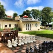 Stoke Lodge Hotel and Garden Restaurant