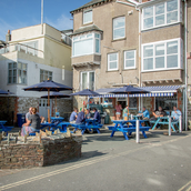 Captain Morgan's - Cafe - Salcombe
